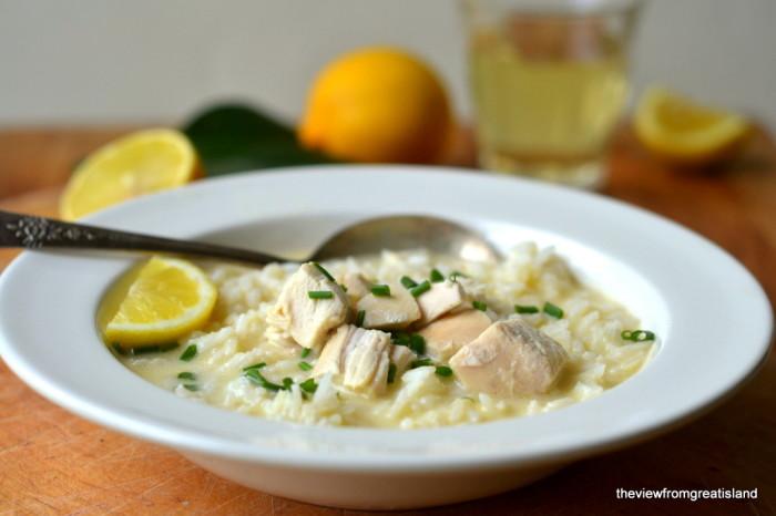 avgolemono soup 2