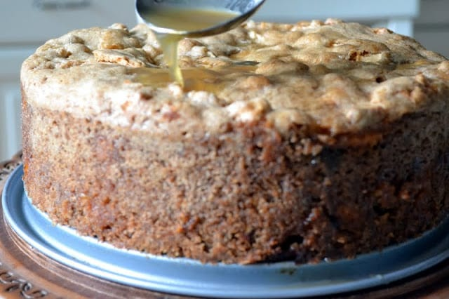 the silver palate cookbook apple cake