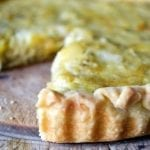 Elizabeth David's Onion Tart