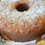 Morning Glory Cake