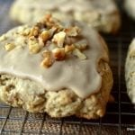 Maple Oat Nut Scones (Starbucks Copy Cat)