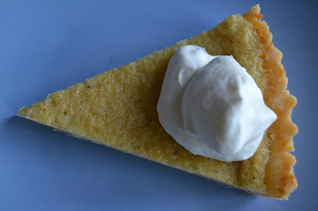 Vanilla Bean Buttermilk Pie