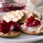 Hot Pepper Cranberry Jam