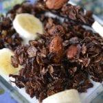 Cocoa Almond Granola