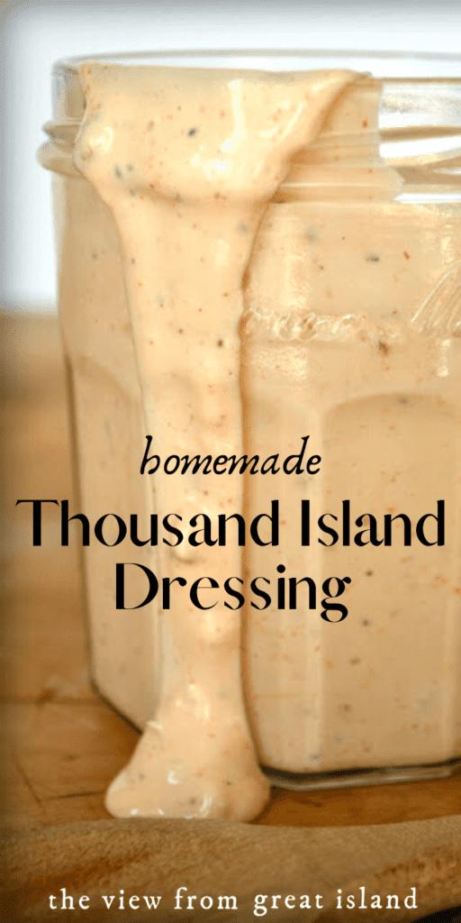 Thousand Island Dressing pin
