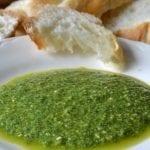 Minimal Monday: Arugula Pesto