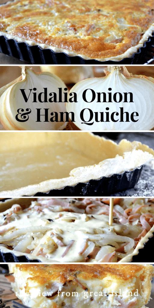 vidalia onion quiche