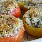 Minimal Monday: Provencal Tomatoes