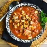 filet mignon chili is a luxurious fall meal