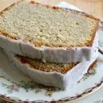 Roasted Cardamom and Coffee Pound Cake