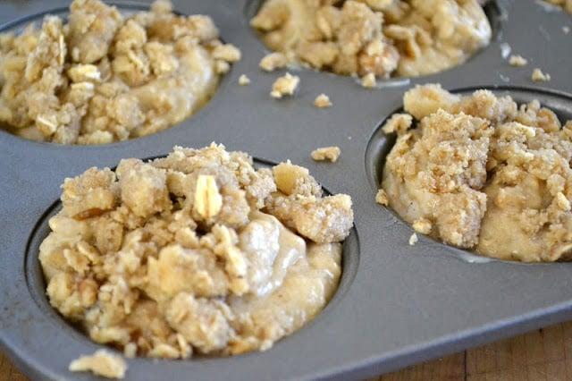 Banana Spice Muffins