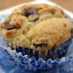 Bittersweet Chocolate Chip Muffins