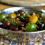 Minimal Monday: Roasted Olives