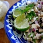 Muy Bueno Cookbook Spotlight: Mushroom,Jalapeno & Cilantro Salsa and a GIVEAWAY!