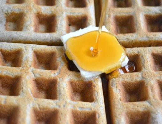 Buckwheat Toaster Waffles
