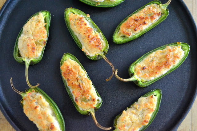 It's 5 O'Clock Somewhere Friday: Baked Jalapeno Poppers