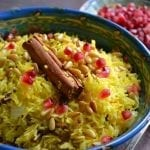 Saffron Rice and An Edible Mosaic's Virtual Book Launch Party!
