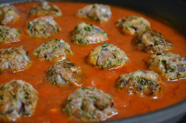 Herbed Meatballs