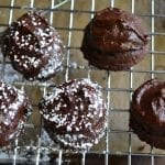 Deep Chocolate Kahlua Bites