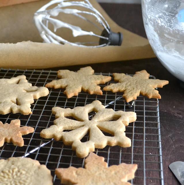 Belgian Spiced Cookies