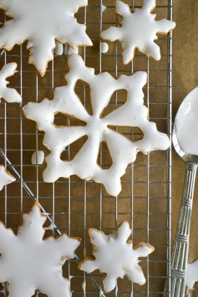 Speculoos Spice Holiday Cookies