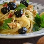 Sicilian Lemon and Pepper Pasta