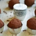 Classic Chocolate Truffle candy
