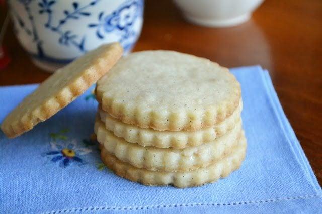 Soft Tea Cake Cookies
