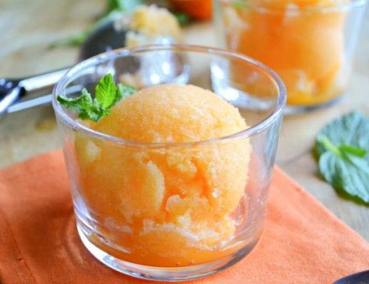Tangerine Sorbet 1