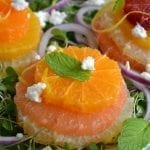 Sicilian Citrus Salad: Day #3 of All Citrus Week