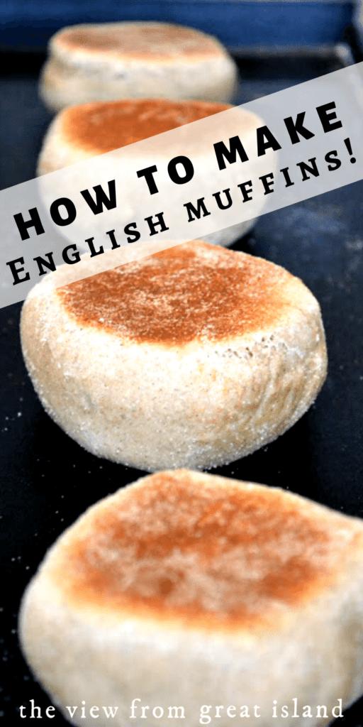 english muffin pin
