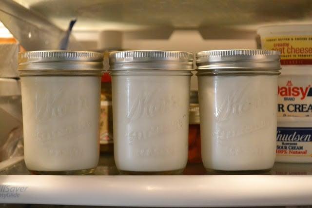 How to make Homemade Coconut Milk Yogurt