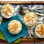 Creamy Coconut Rice Pudding (vegan or not)