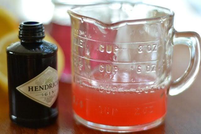 Cardamom Rose Cocktail