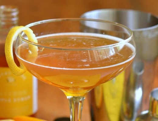 The Midas Touch Cocktail