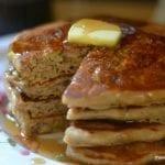 Zucchini Walnut Pancakes
