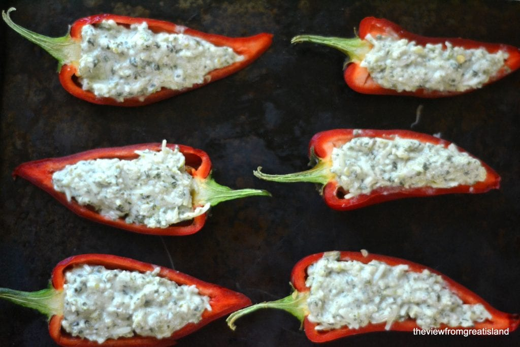 It's 5 O'Clock Somewhere Friday: Spinach Artichoke Dip Jalapeno Poppers