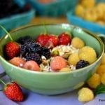 Minimal Monday: Summer Berry Muesli