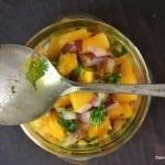 Minimal Monday: Papaya Salsa