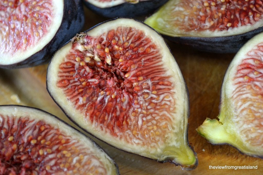 figs for cardamom fig jam