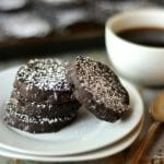 Deepest Chocolate Espresso Chip Cookies