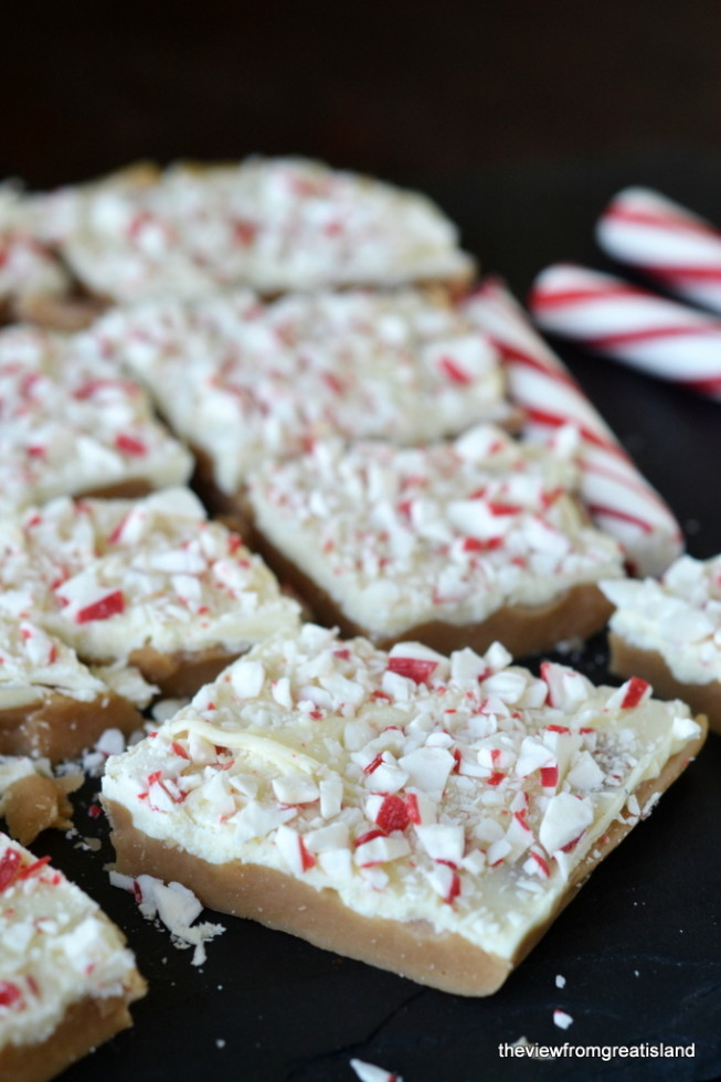 Candy Cane Toffee 3
