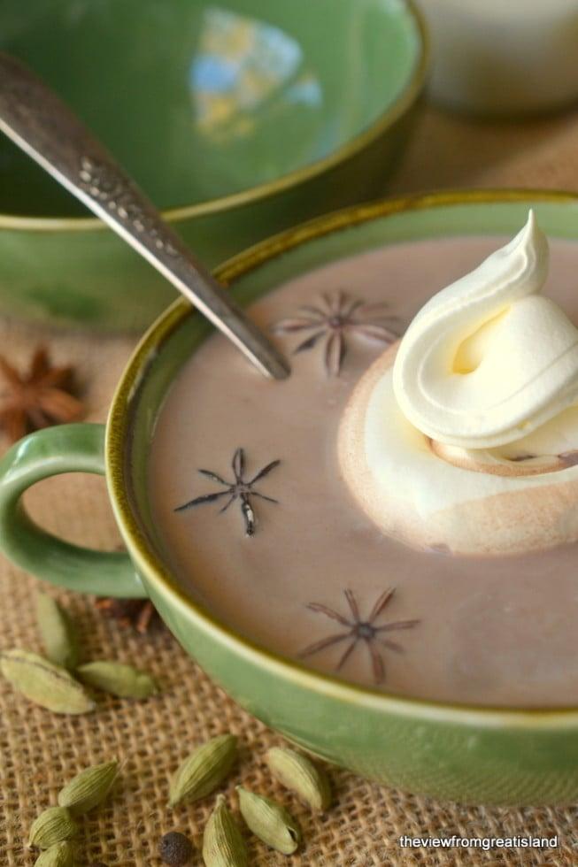 Chai Spiced Cocoa 1