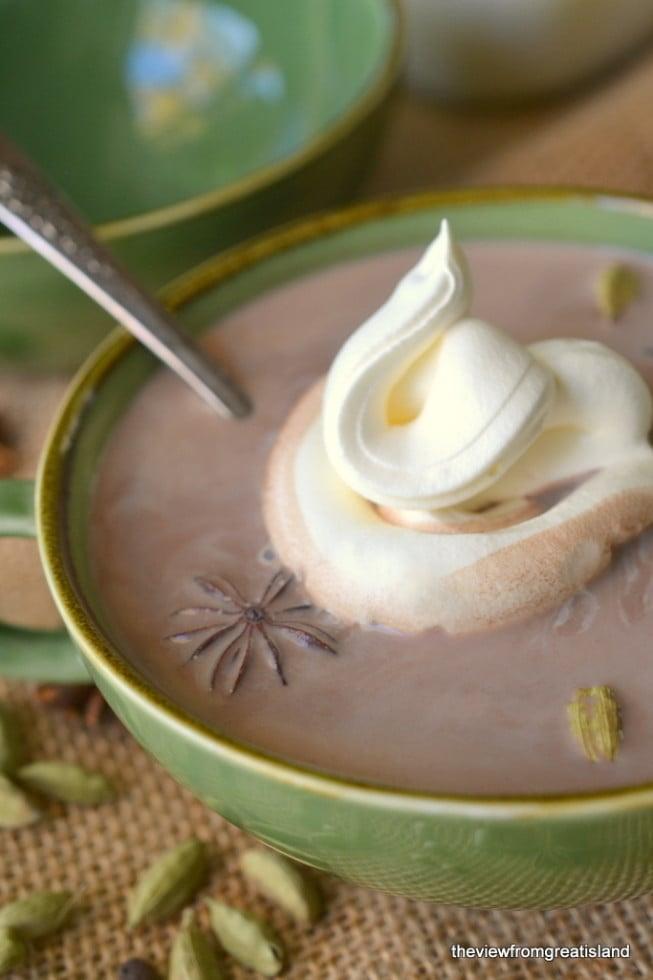 Chai Spiced Cocoa 2