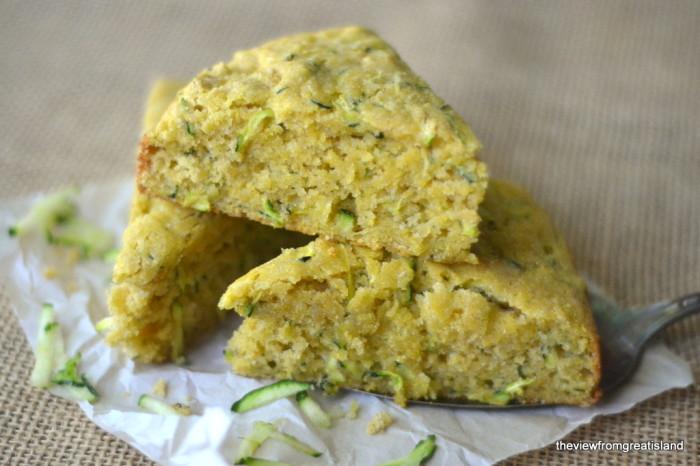 Zucchini Cornbread 2