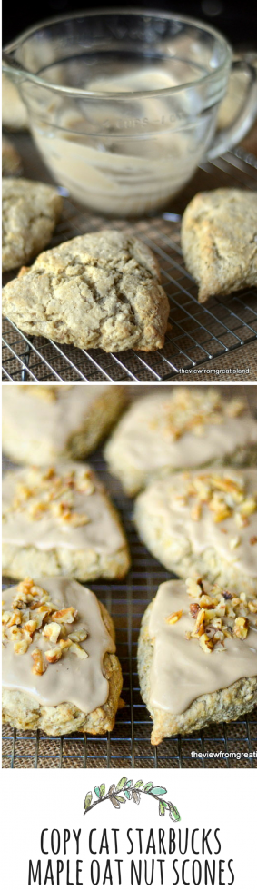 A spot-on version of the scones that made Starbucks famous!