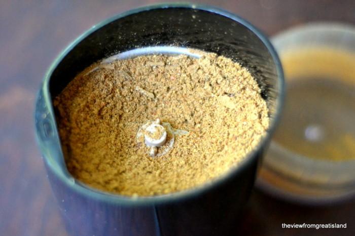 Ground Vindaloo Spices