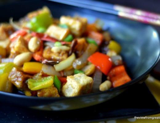 Kung Pao Tofu 2