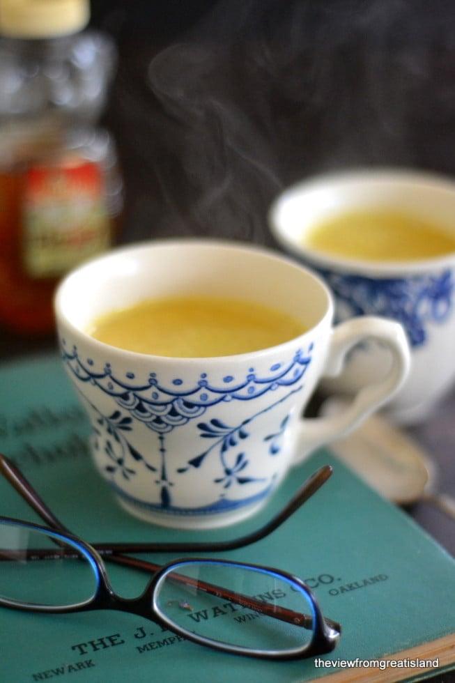 Turmeric Tea 1