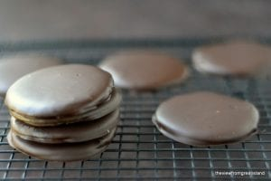 Lazy No Bake # Ingredient Thin Mint Cookies 2